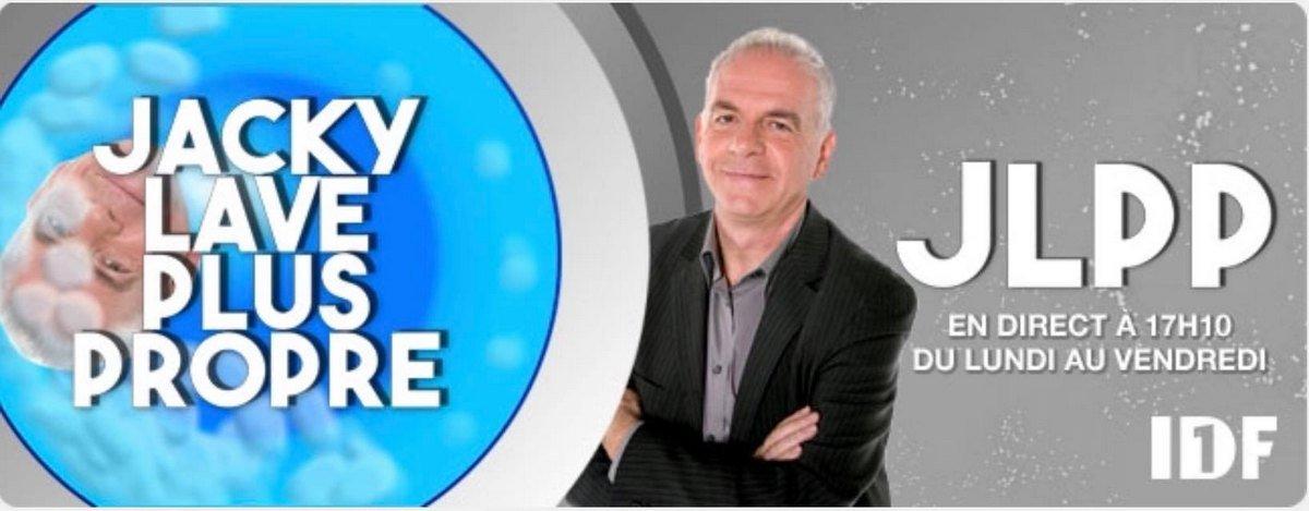 Jacky reçoit Mark Abdelli sur Idf1 pour 1h d'interview