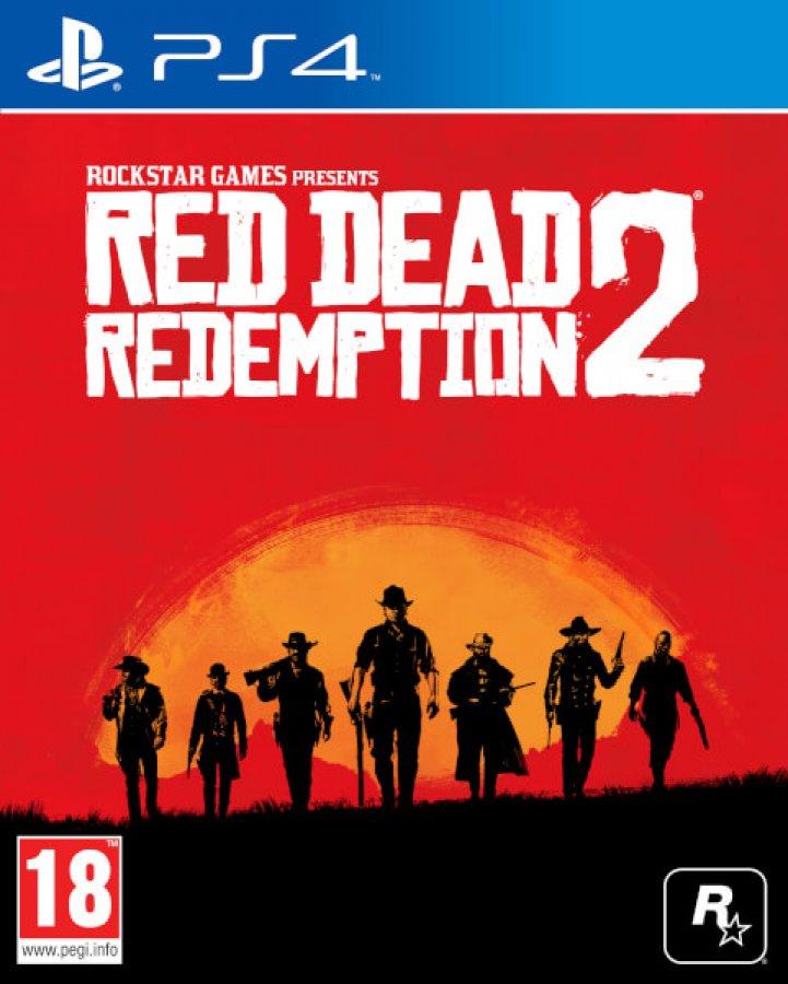 Red Dead Redemption 2 sur PS4 à gagner sur la page facebook Axone Radio, Webradio année 90 et 2000