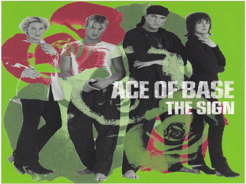 Ace of base groupe mythique des année 90 et 2000, ils sont les Abba des années 90 et 2000