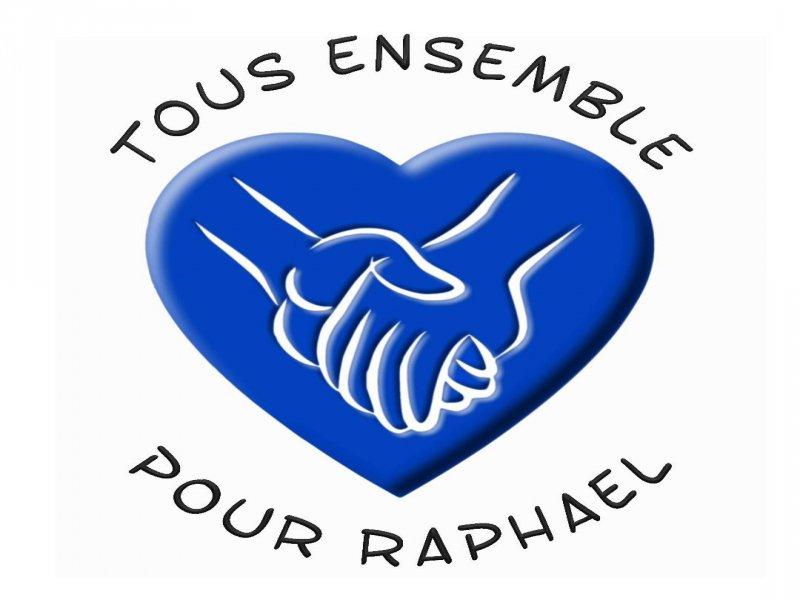 Tous ensemble pour Raphael