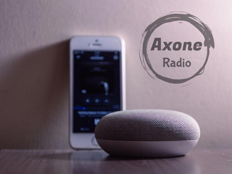 Radio enceinte connectée