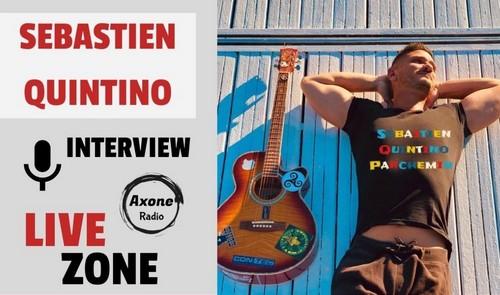 L'interview de Sébastien Quentino sur Axone Radio