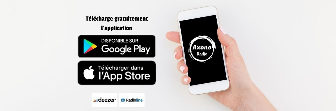 Application mobile Axone Radio